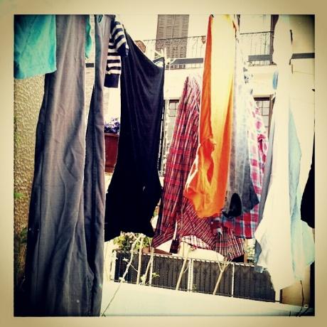 Sunday Laundry
