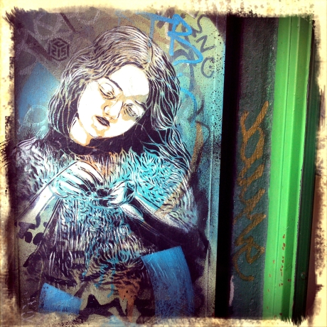 C215, an exhibition in Barcelona