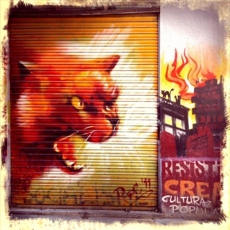 Corner of resistance, 2: Hellcat