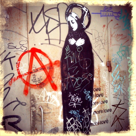 Our Lady of Anarchy