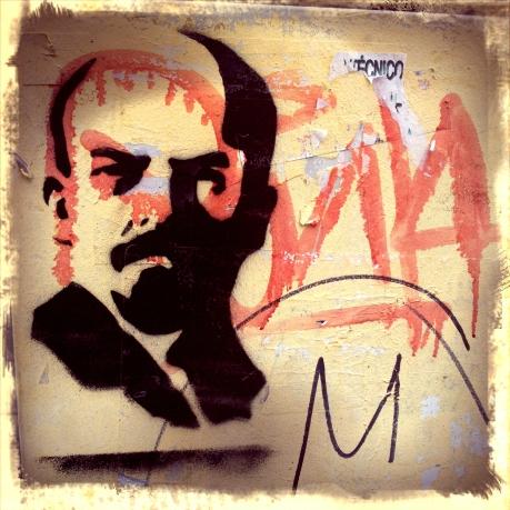 Hello, Lenin?